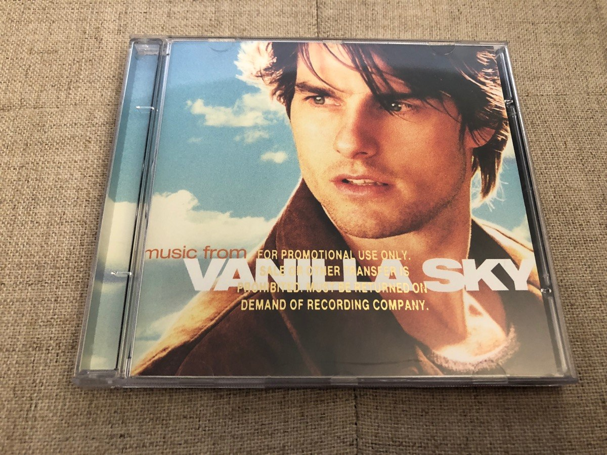 trilha sonora do filme vanilla sky