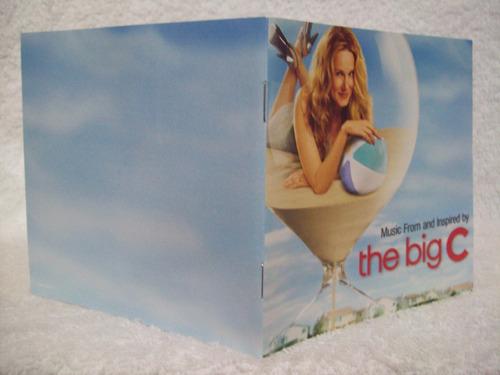 cd trilha sonora do seriado the big c- importado