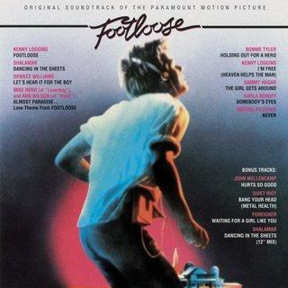 cd trilha sonora  footloose  (importado)