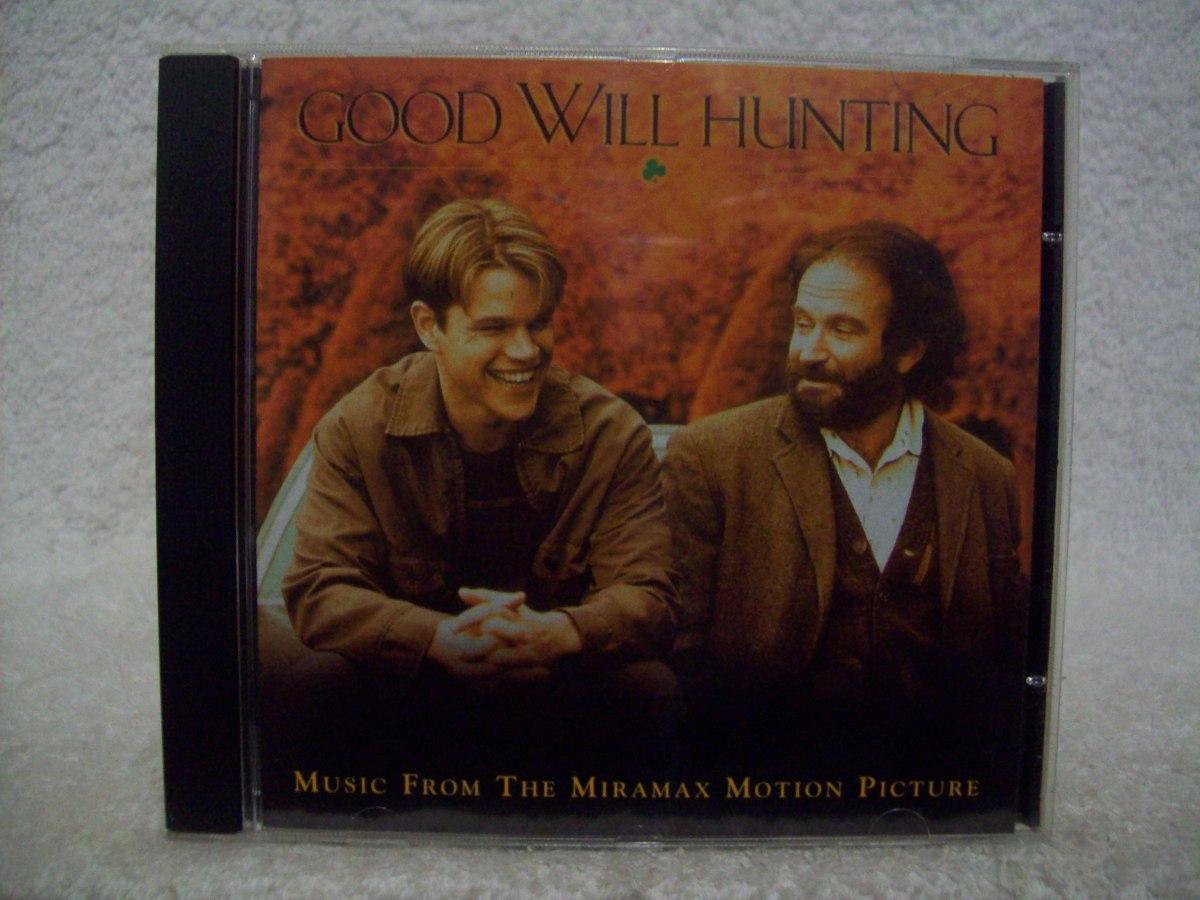Gênio Indomavel throughout cd trilha sonora gênio indomável (good will hunting) - r$ 30,00 em