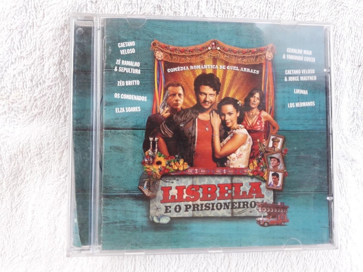 cd trilha sonora lisbela e o prisioneiro