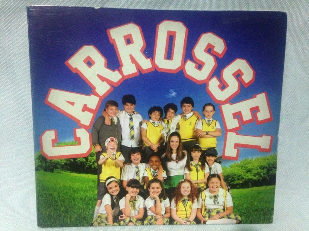 cd trilha sonora da novela carrossel 2012