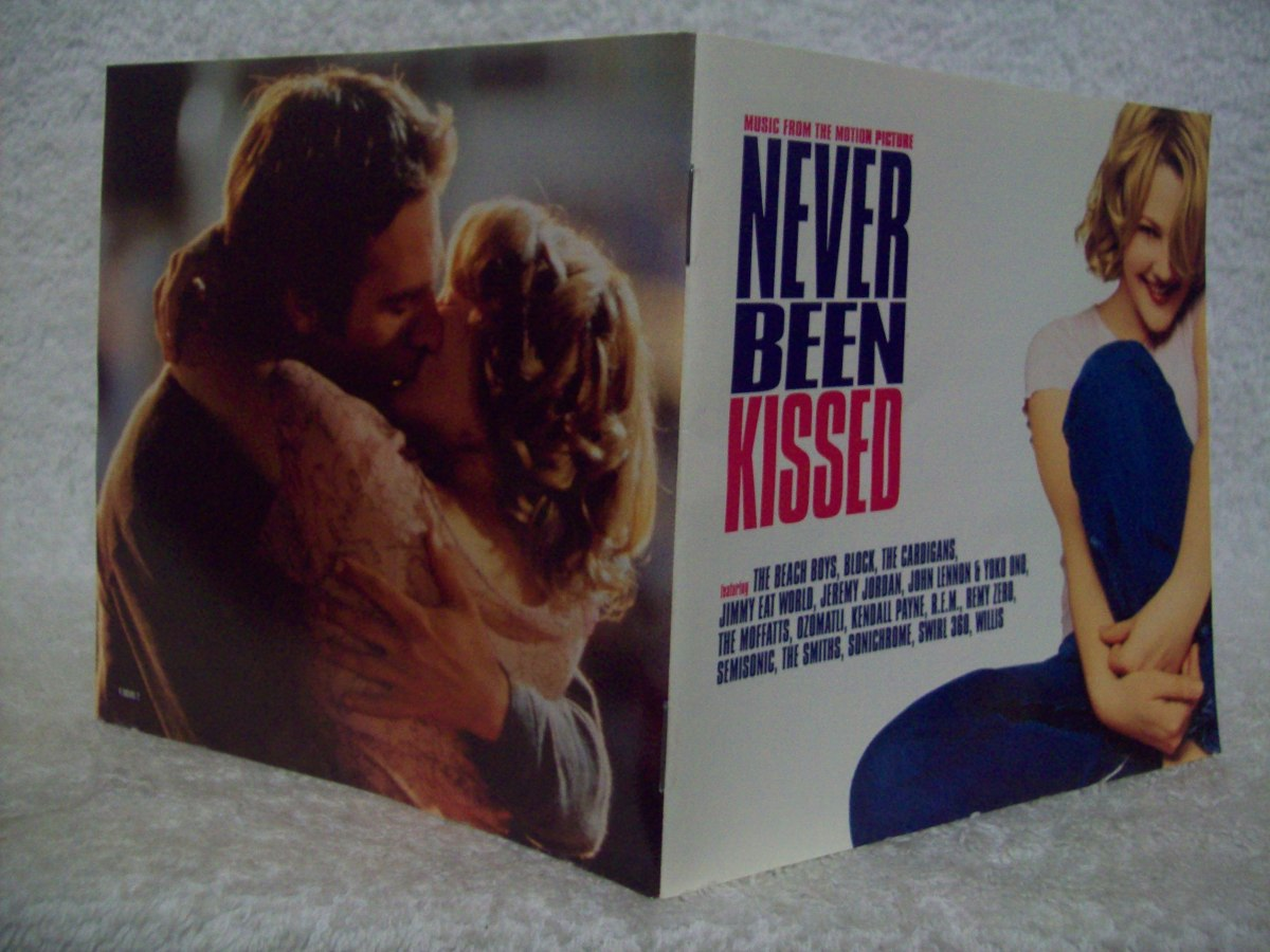 trilha sonora do filme nunca fui beijada