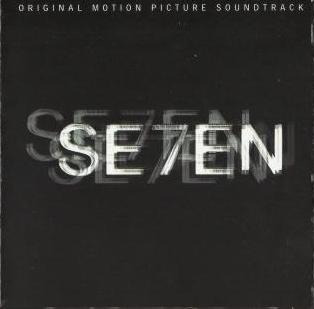 cd -  trilha sonora seven - se7en