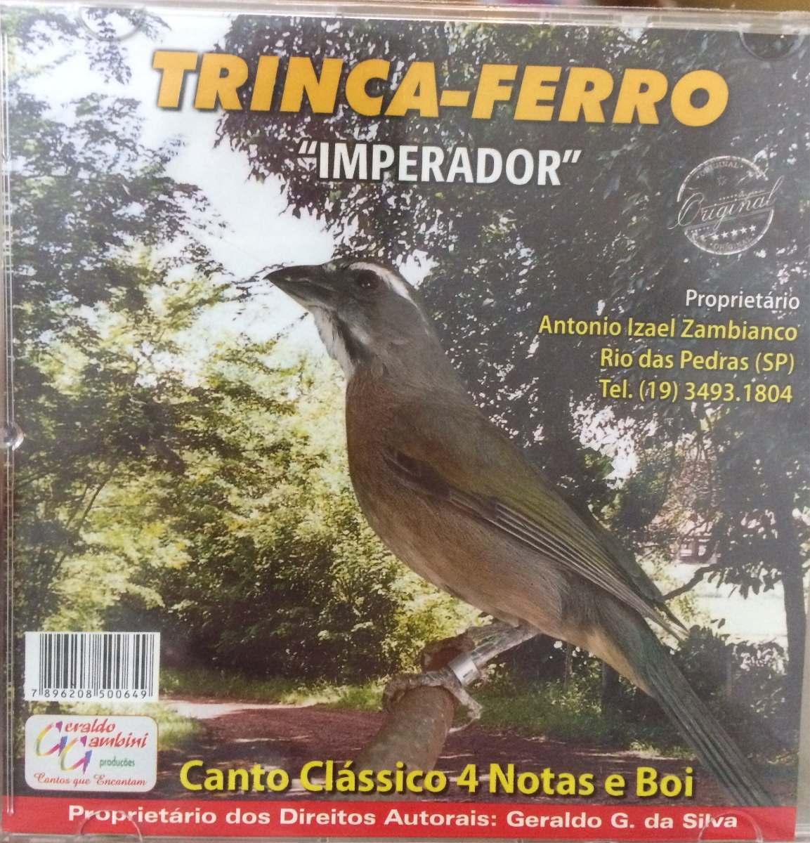 FERRO DE CANTO TORNEIO TRINCA BAIXAR DE