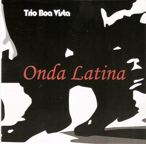 cd trio boa vista - onda latina - novo***