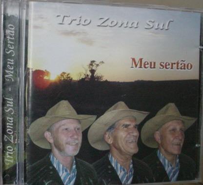 cd  trio zona sul  :  meu sertão -  b185