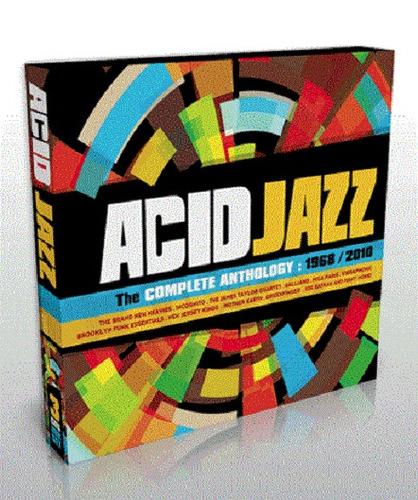 cd triplo acid jazz the complete anthology :1968\2010