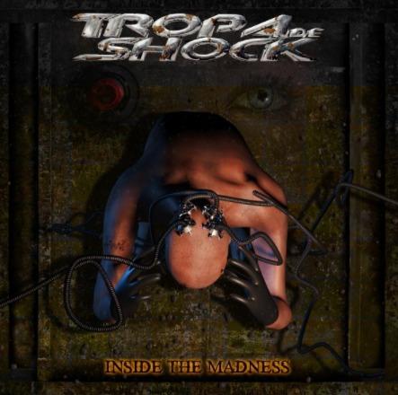 cd tropa de shock  inside the madness - lacrado - metal br