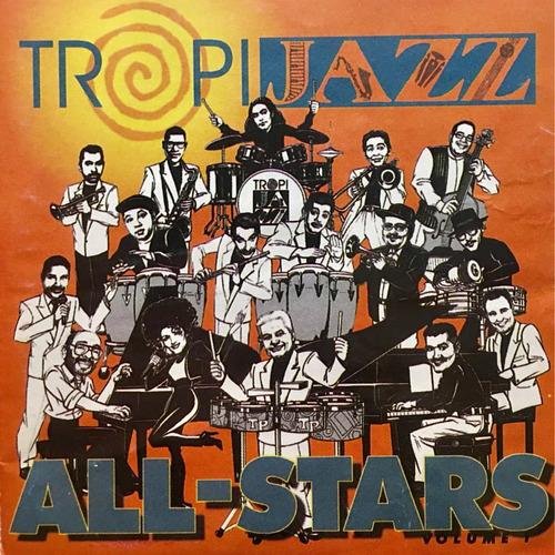 cd tropijazz all stars vol 1
