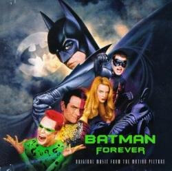 cd tso batman forever s/ encarte frontal