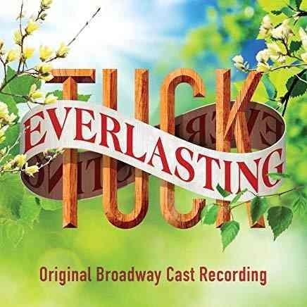 cd tuck everlasting original broadway cast  envío gratis