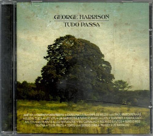 cd tudo passa: all things must pass george harrison - 2010