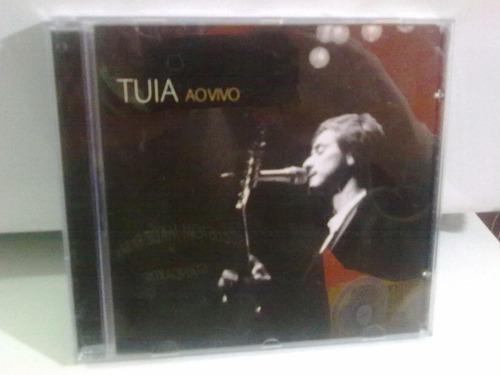 cd tuia  @   ao vivo gravado em jacárei/sp   (frete grátis)