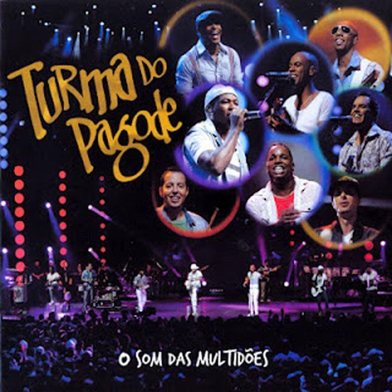 novo cd turma do pagode o som das multides
