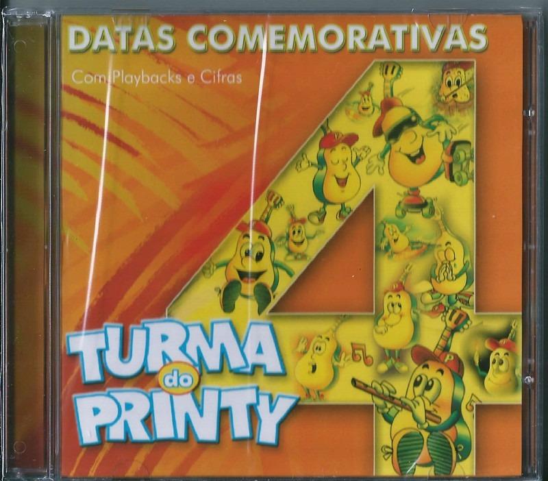 musicas turma do printy vol 4