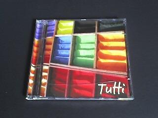 cd tutti - jazz. clássico, brasileiro