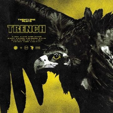 cd  twenty one pilots - trench - nuevo en stock