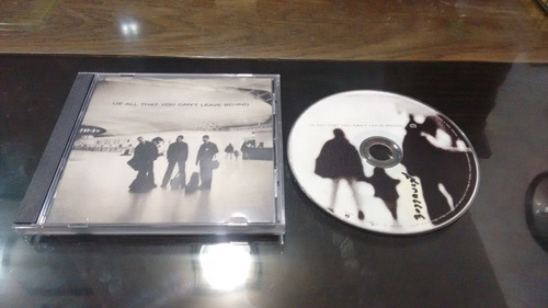 cd u2 all that you cant leave en formato cd,excelente titulo