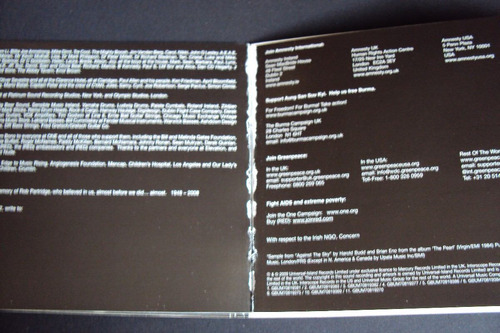 cd u2 - no line on the horizon (digipack / edição limitada)