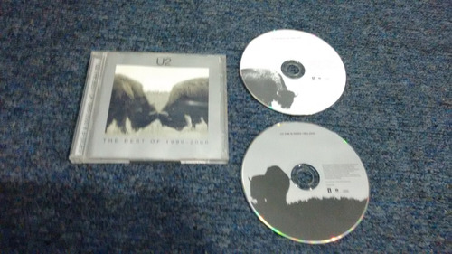 cd u2 the best of 1990-2000 and b sides imp en formato cd
