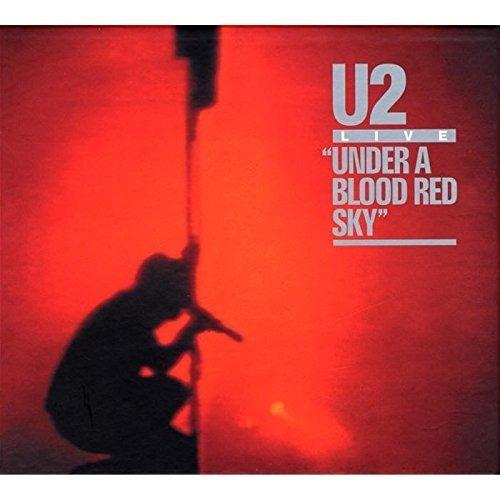 cd u2 - under the red blood sky