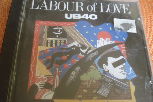 cd ub40 labour of love