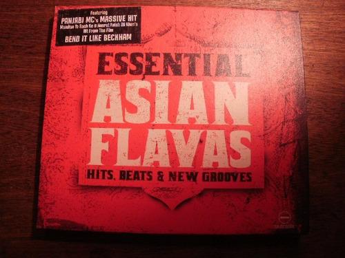 cd uk essential asian flavas