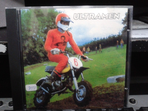 cd - ultramen