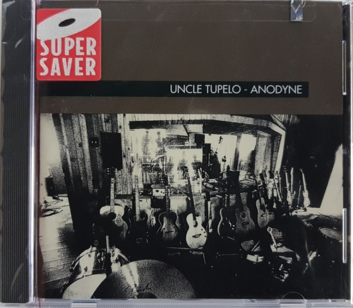 cd uncle tupelo - anodyne - importado lacrado c/ bar code