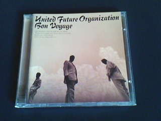 cd  united future organization bon voyage - importado