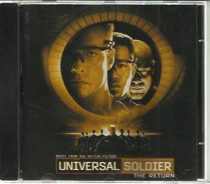 cd universal soldier the return