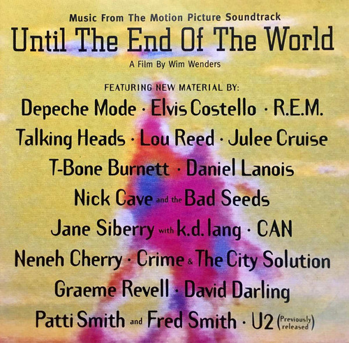 cd until the end of the world soundtrack rem depeche mode