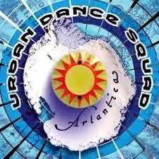 cd urban dance squad artantica (importado)