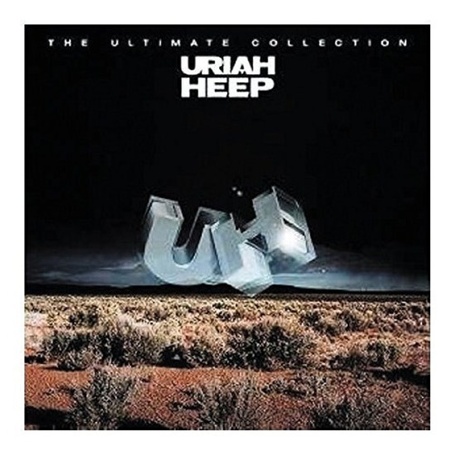 cd : uriah heep - easy livin: the ultimate collection...