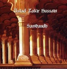 cd ustad zakir hussain sambandh (importado)