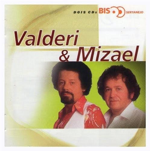 cd - valderi e mizael bis (duplo)