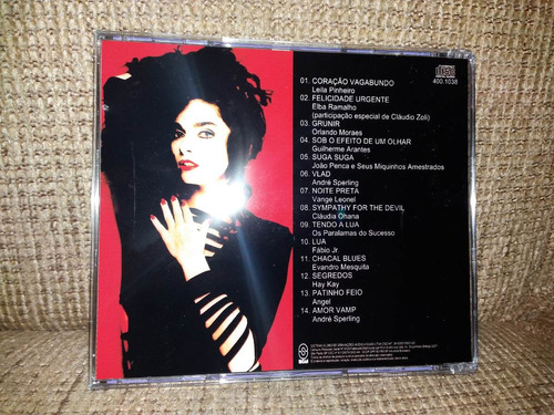 cd vamp nacional -  1991 - cdmusicclub