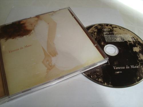 cd  vanessa da mata  arte som
