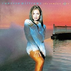 cd vanessa williams - the comfort zone (usado/otimo)