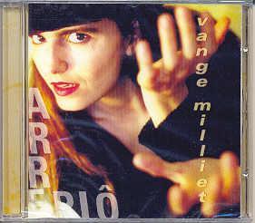 cd vange milliet - arrepiô - 1998 - lenine itamar assumpção
