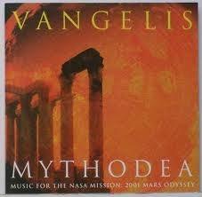 cd vangelis mythodea (importado)