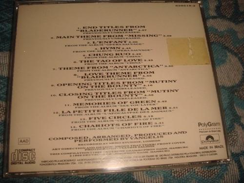 cd vangelis / themes