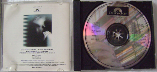 cd - vangelis - themes