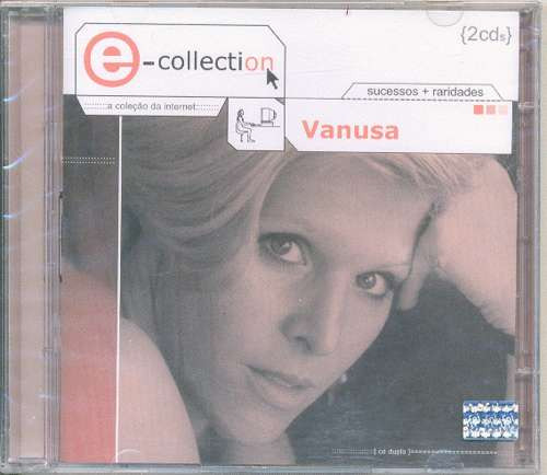cd vanusa - e-collection sucessos + raridades