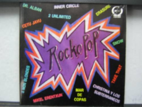 cd varios artistas rockopop