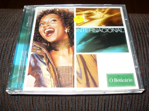 cd vários - coleção todos os som ( o boticário )