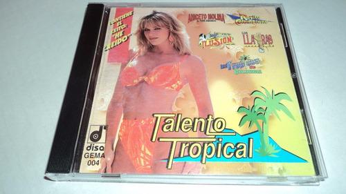 cd varios / contiene el exito - he reido'' talento tropical