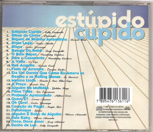 cd vários - estúpido cupido (2)