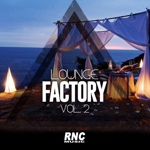 cd varios lounge factory vol 2 14 canciones tracks